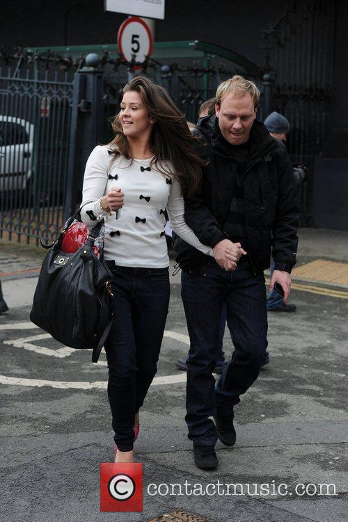 Brooke Vincent, Antony Cotton and Coronation Street 11