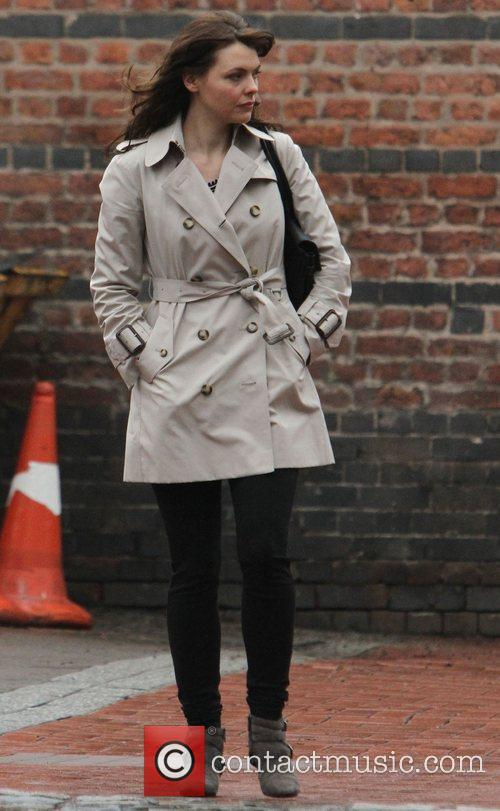 Kate Ford and Coronation Street 1