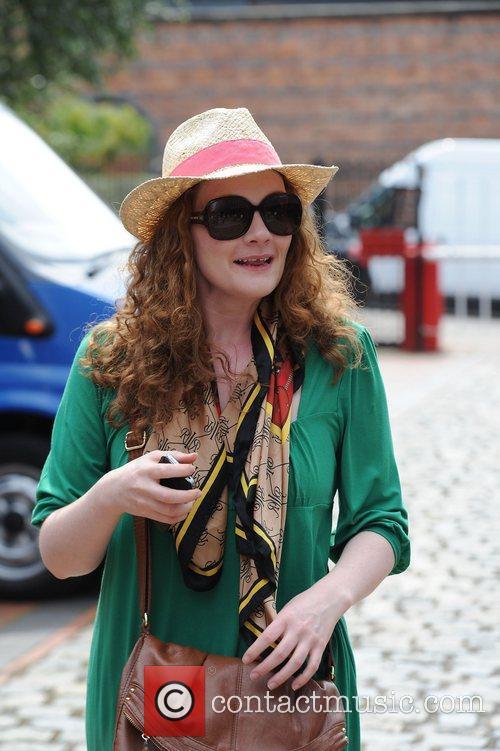 Coronation Street star Jennie McAlpine leaves the Coronation...