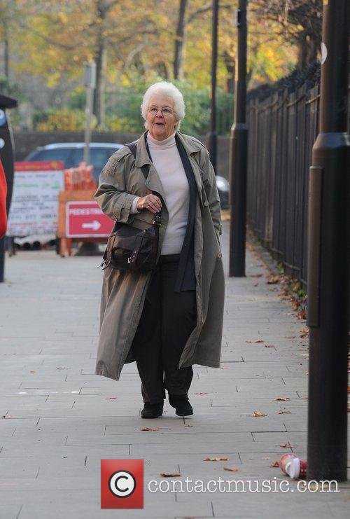 Stephanie Cole The 'Coronation Street' Cast at the...