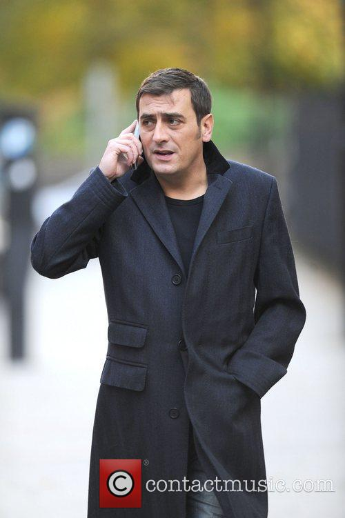 Chris Gascoyne and Granada Studios