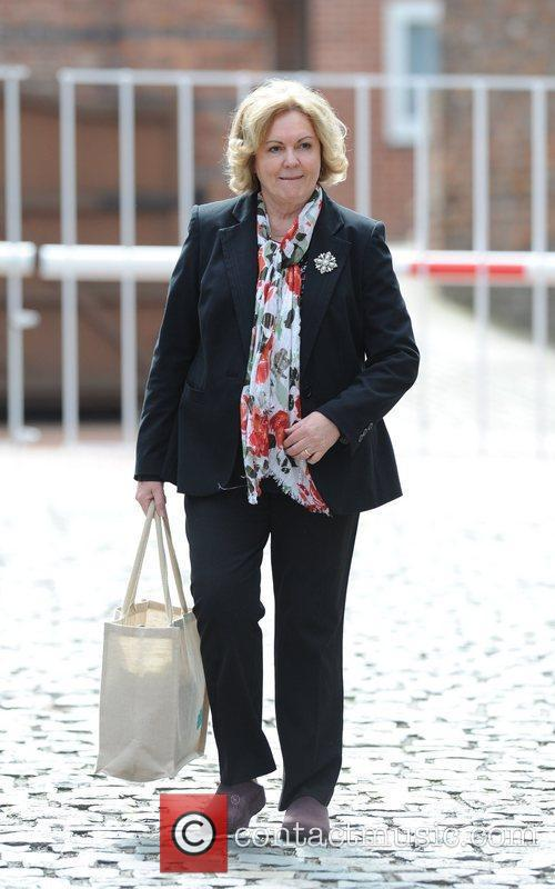 Gwen Taylor  'Coronation Street' cast at the...