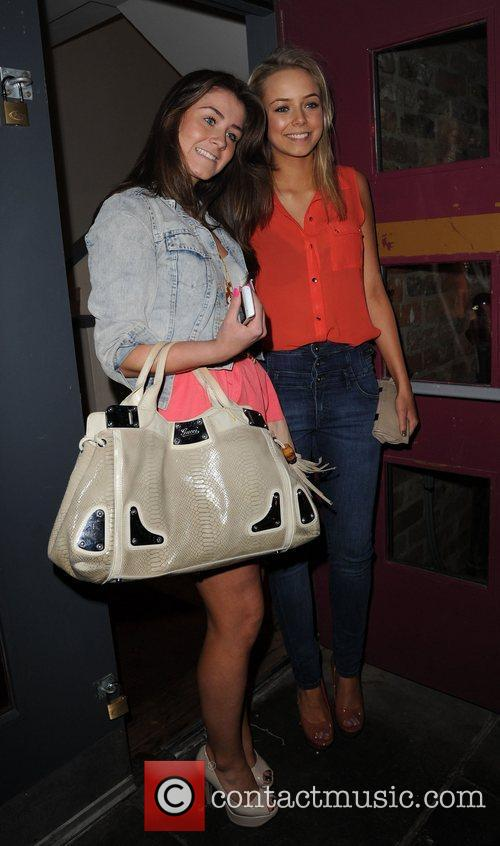 Brooke Vincent and Sacha Parkinson 5