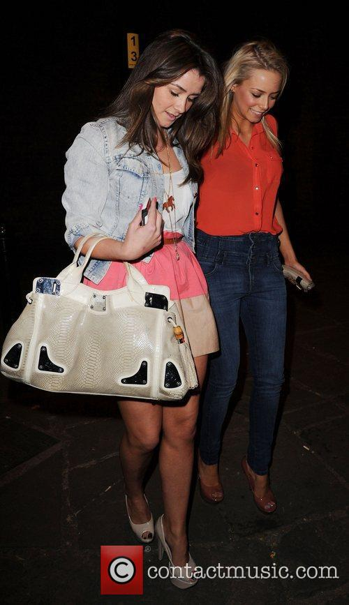 Brooke Vincent and Sacha Parkinson 3