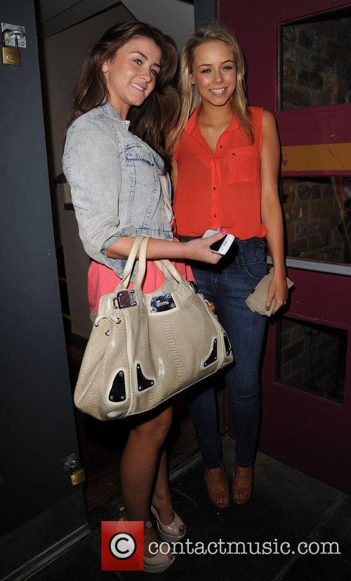 Brooke Vincent and Sacha Parkinson 4