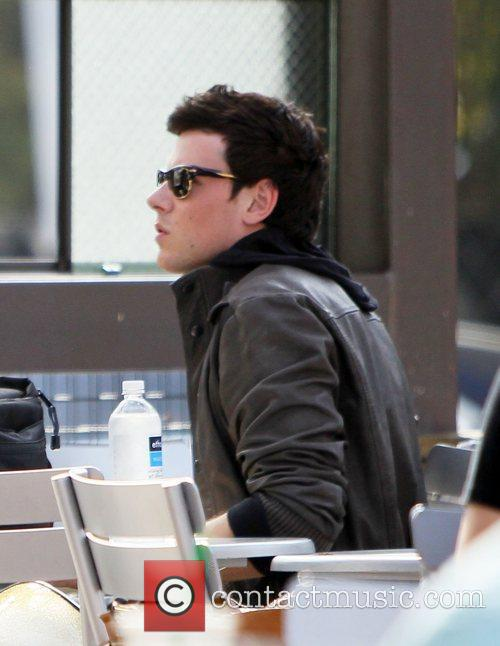 Glee and Cory Monteith 10