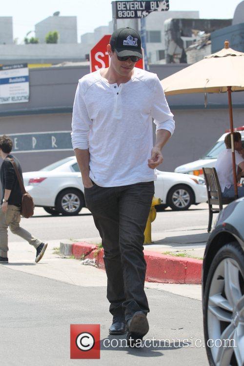Cory Monteith 8