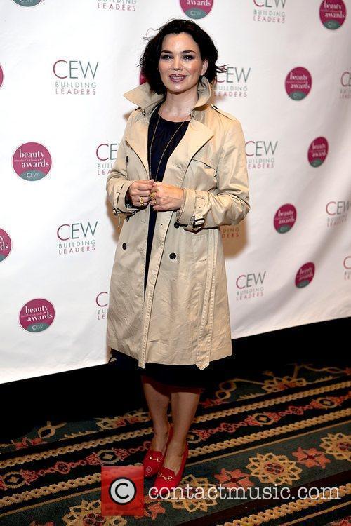 Karen Duffy 2011 Cosmetic Executive Women Beauty Awards...