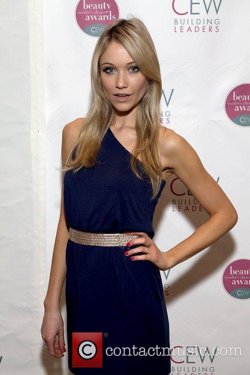 Katrina Bowden 2011 Cosmetic Executive Women Beauty Awards...