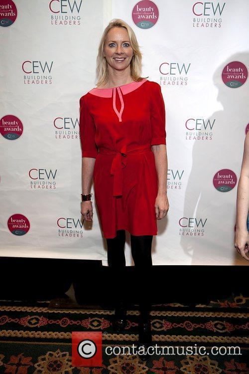 Linda Wells 2011 Cosmetic Executive Women Beauty Awards...