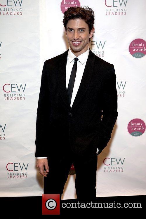 Nick Adams 2011 Cosmetic Executive Women Beauty Awards...