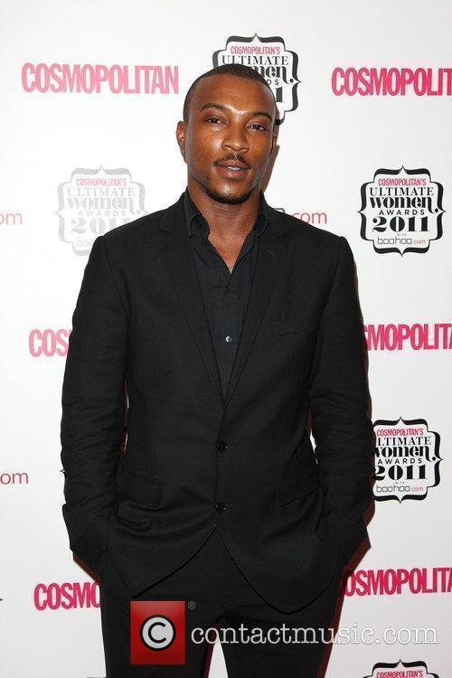 Ashley Walters The Cosmopolitan's Ultimate Women Awards 2011...
