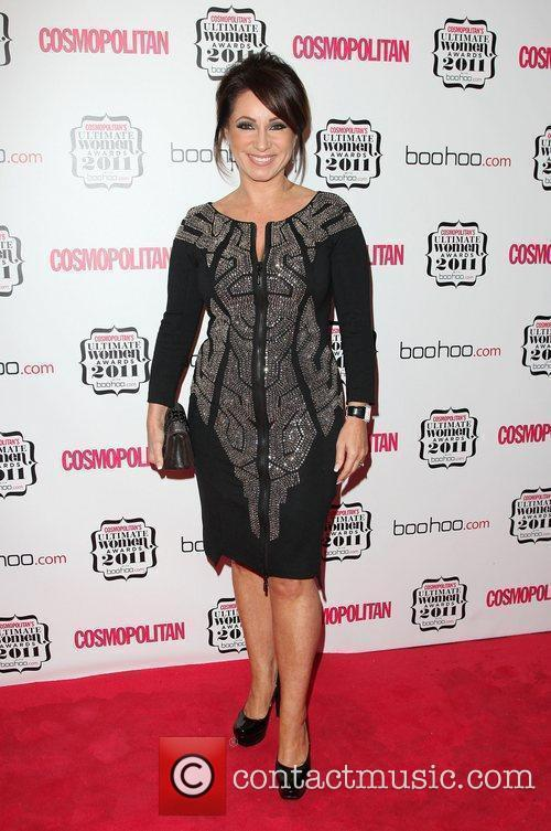 Jacquline Gold The Cosmopolitan's Ultimate Women Awards 2011...