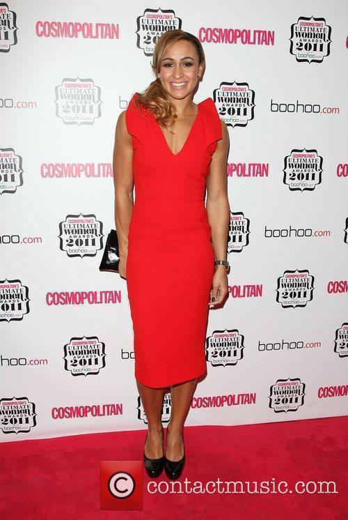 Jessica Ennis The Cosmopolitan's Ultimate Women Awards 2011...