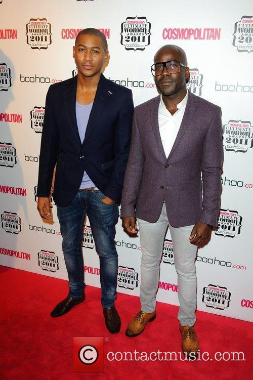 Rickie Haywood Williams and Melvin Odoom The Cosmopolitan's...