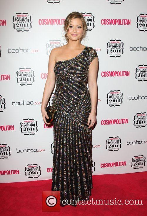 Holly Valance The Cosmopolitan's Ultimate Women Awards 2011...