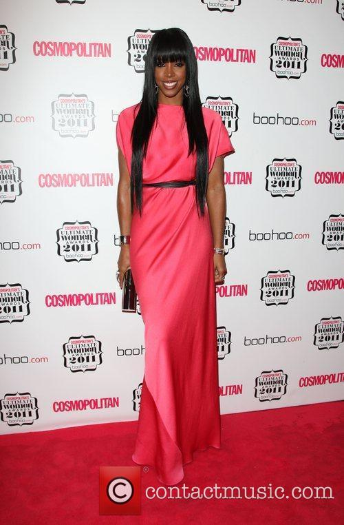 Kelly Rowland The Cosmopolitan's Ultimate Women Awards 2011...