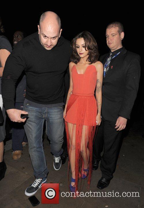 cher lloyd leaving the cosmopolitan awards 2011 3591371