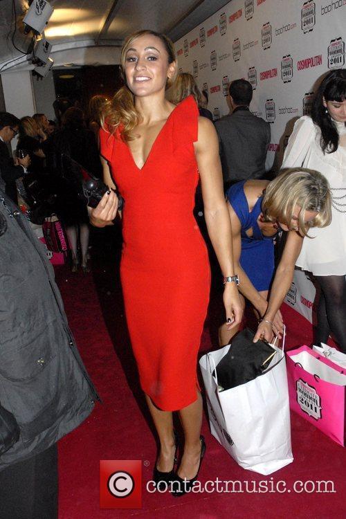 jessica ennis leaving the cosmopolitan awards 2011 3591540