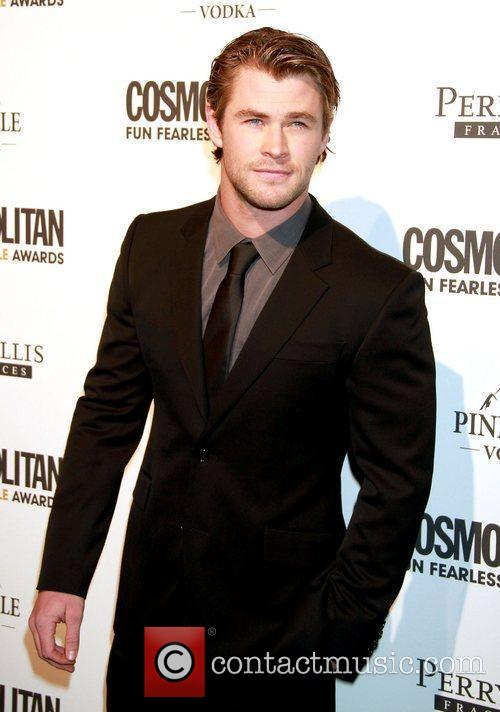 Cosmopolitan Magazine's Fun Fearless Males Of 2011 at...