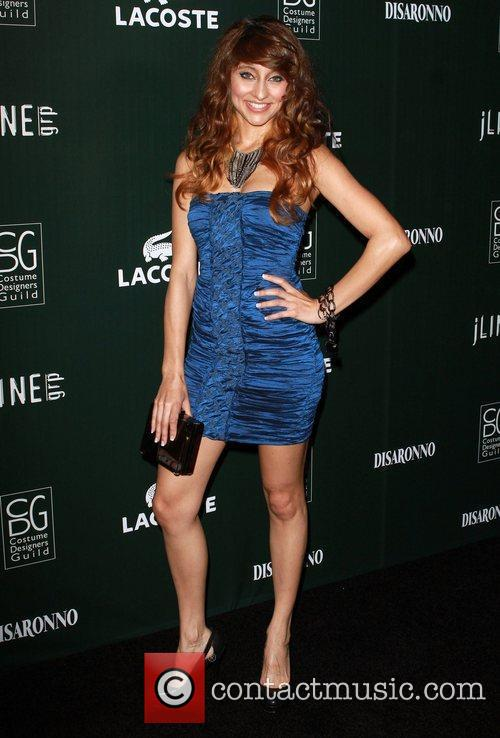 Anusha Dandekar and Beverly Hilton Hotel 2