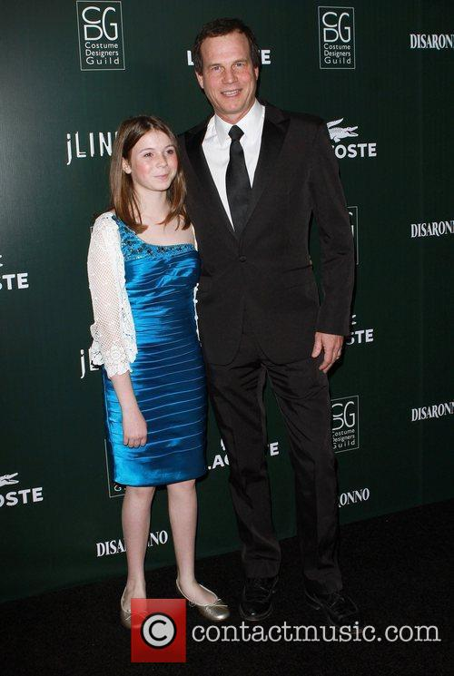 Bill Paxton, Lydia and Beverly Hilton Hotel 3