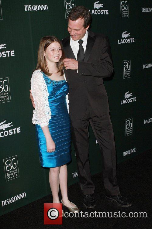Bill Paxton, Lydia and Beverly Hilton Hotel 4