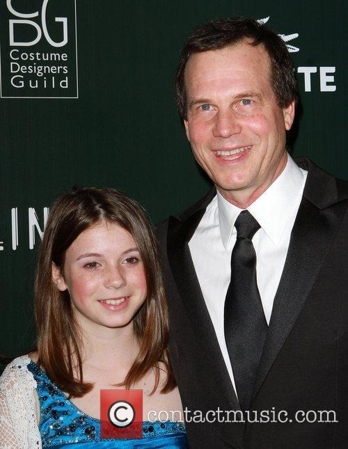 Bill Paxton, Lydia and Beverly Hilton Hotel 5