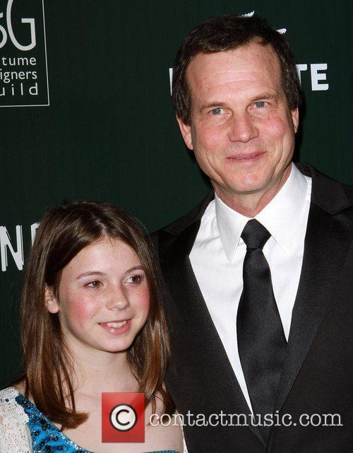 Bill Paxton and daughter Lydia Paxton 13th Annual...