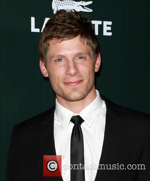 Matt Lauria and Beverly Hilton Hotel 2