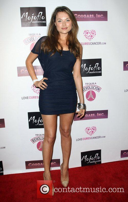 Christina Ochoa Cougar Inc world premiere held at...