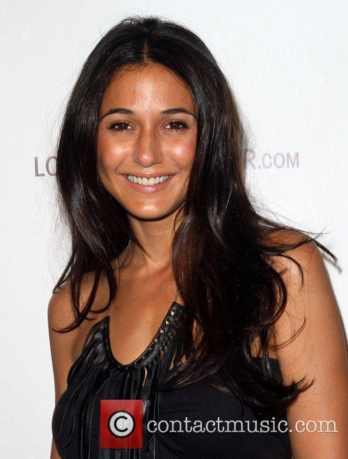 Emmanuelle Chriqui Cougar Inc world premiere held at...