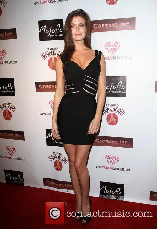 Julia Lescova Cougar Inc world premiere held at...
