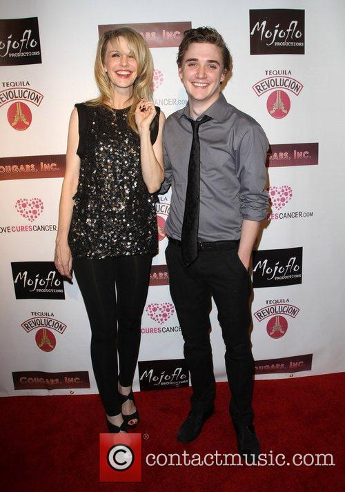 Kathryn Morris and Kyle Gallner 4