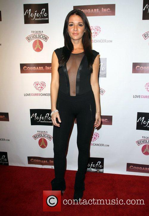 Sabrina Machado Cougar Inc world premiere held at...