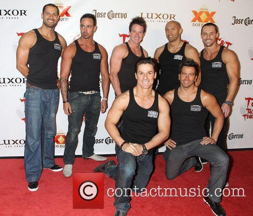 Thunder From Down Under arrive at 'Cougars And...