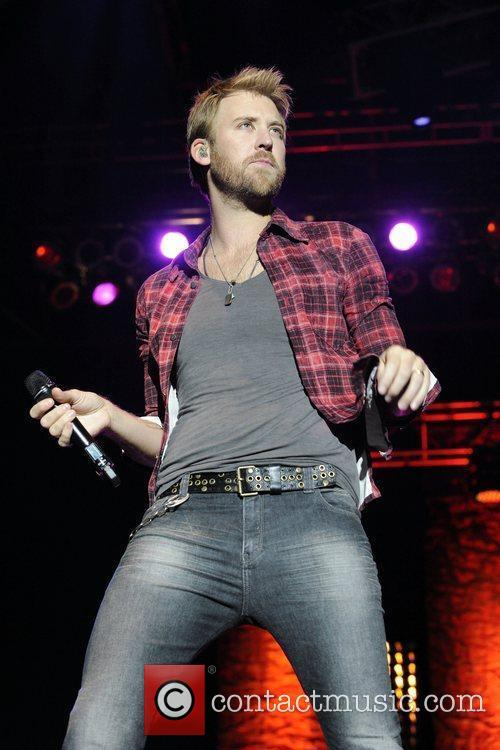 Charles Kelley and Lady Antebellum 2