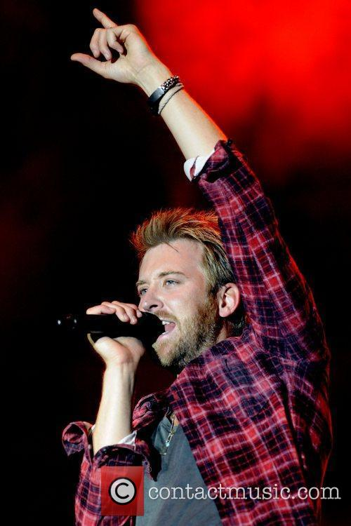 Charles Kelley and Lady Antebellum 6