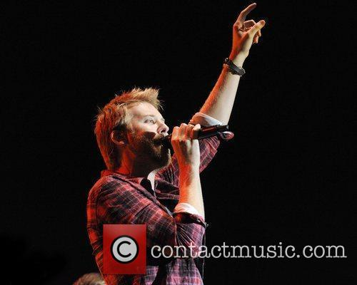 Charles Kelley and Lady Antebellum 3