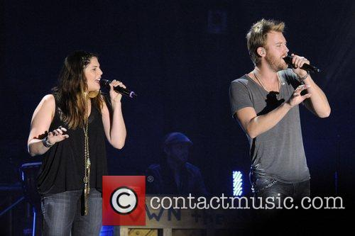 Hillary Scott, Charles Kelley and Lady Antebellum 1