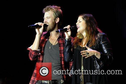 Hillary Scott, Charles Kelley and Lady Antebellum 2