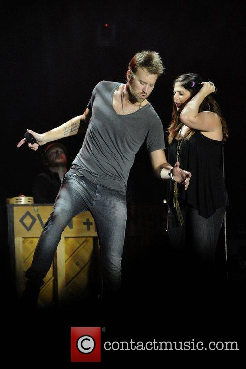Hillary Scott, Charles Kelley and Lady Antebellum 7