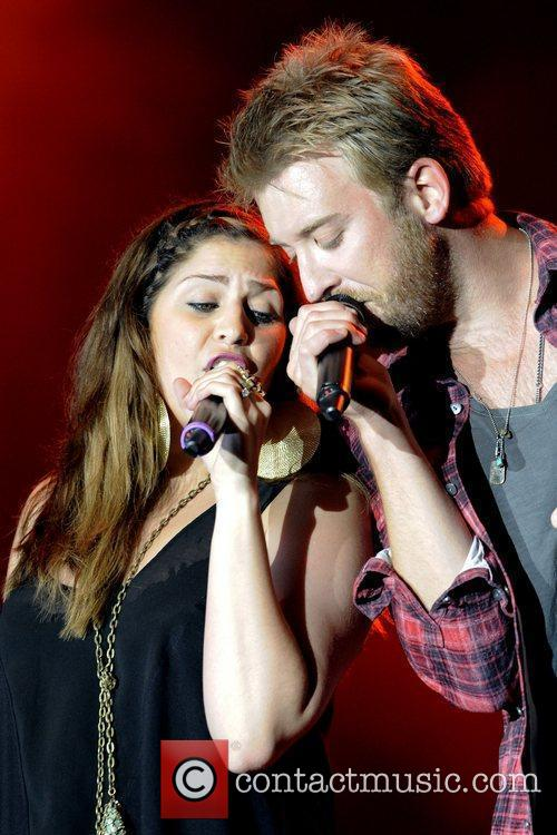 Hillary Scott, Charles Kelley and Lady Antebellum 11