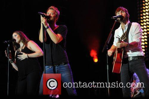 Lady Antebellum performs live in concert at Country...