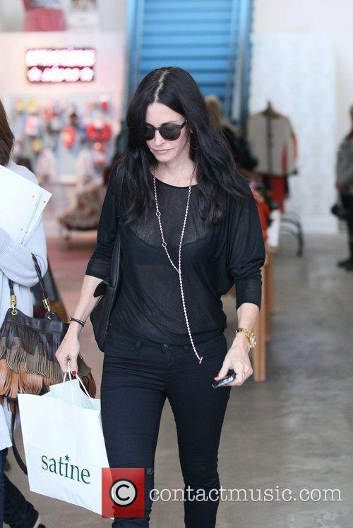 Courteney Cox 30