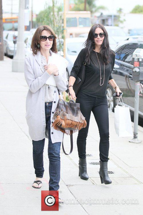Courteney Cox 40
