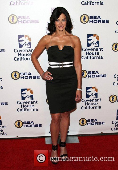 Dayanara Torres Covenant House 2011 Gala and Awards...