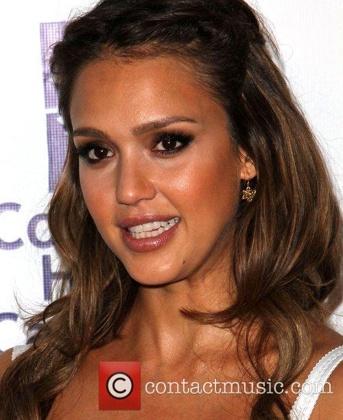 Jessica Alba Covenant House 2011 Gala and Awards...