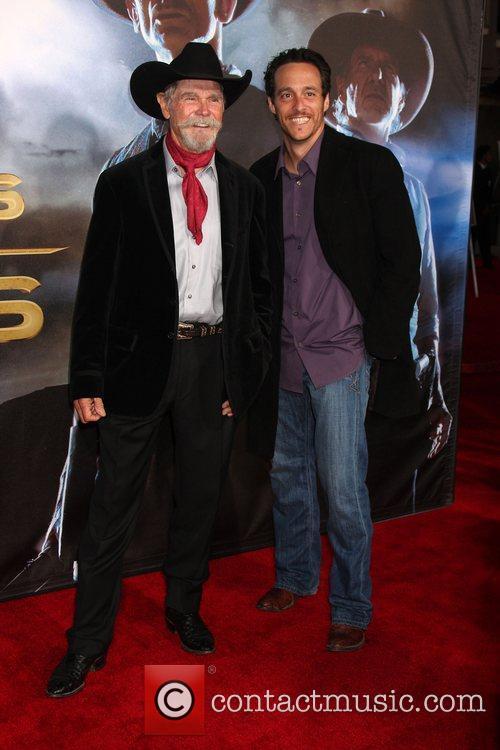 Buck Taylor, Brendan Wayne  'Cowboys and Aliens'...