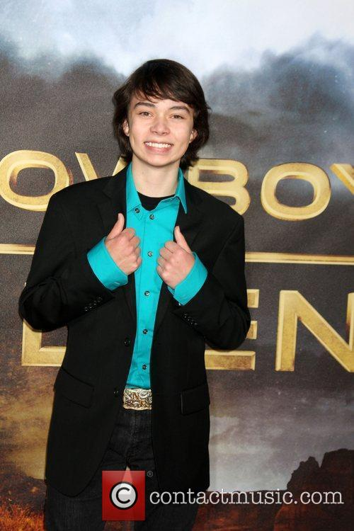 'Cowboys and Aliens' premiere at Civic Theater